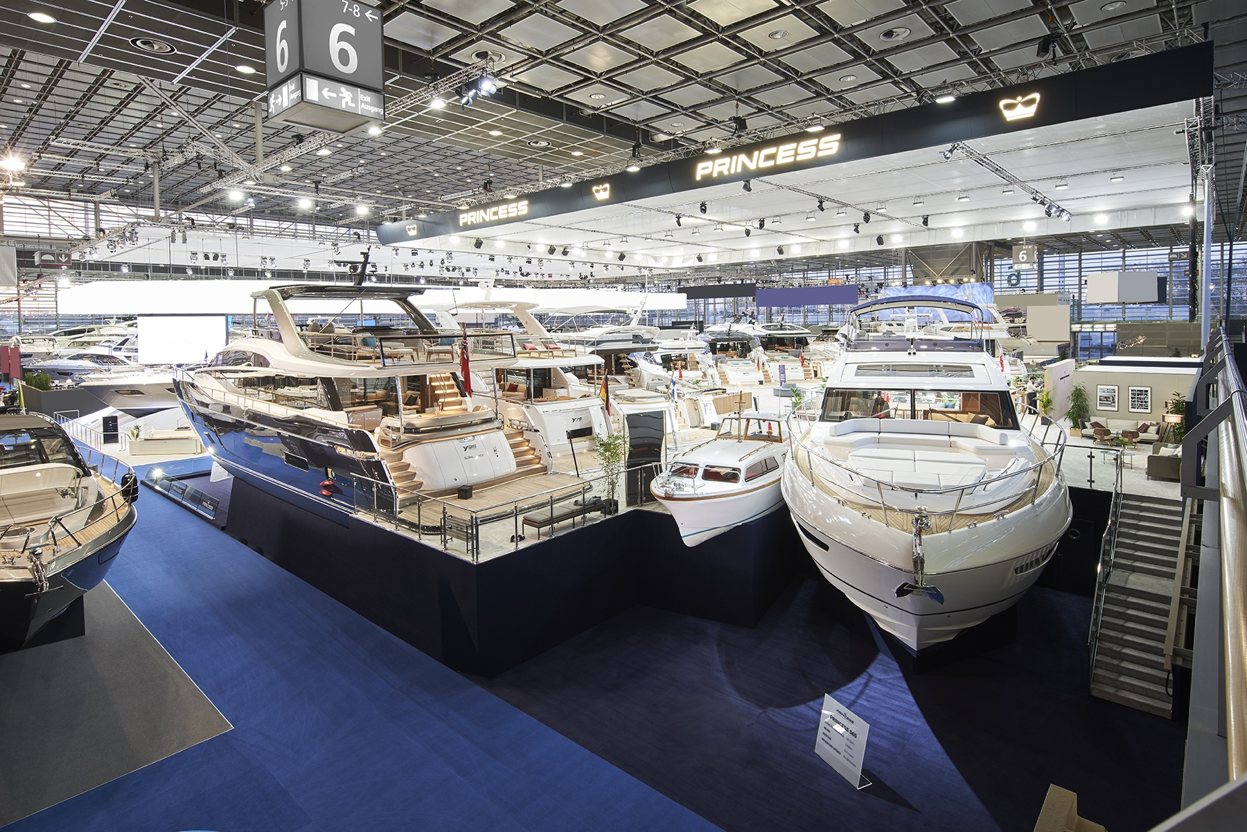 Princess Yachts Starts 2019 With Strong Sales At Boot Dusseldorf